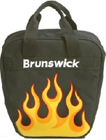 Brunswick Dyno Single Flame Inferno Bowling Bags