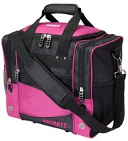 Ebonite Impact Single Pink/Black Bowling Bags