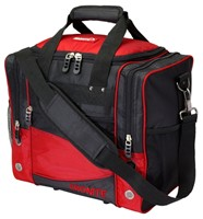 Ebonite Impact Single Red/Black Bowling Bags