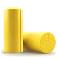 "VISE ""Easy"" 100% Urethane Thumb Slug Yellow"