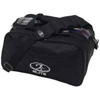 Elite 2 Go Tote Clear Plus Black