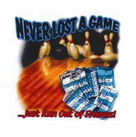 Never Lost A Game T-Shirt