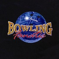Bowling Fanatic Towel Black