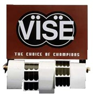 "VISE Fitting Tape White 3/4"" 1000 PC Roll"