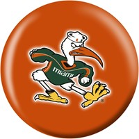 OnTheBallBowling University of Miami Hurricanes