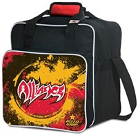 Roto Grip Alliance Single Ball Tote Red/Gold/Blk