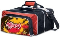 Roto Grip Alliance 2 Ball Tote Plus Red/Gold/Blk