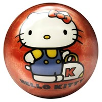Brunswick Hello Kitty Glow Viz-A-Ball