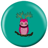 OTBB Angel Szafranko Design Weird Owl