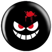 OnTheBallBowling Dave Savage Design Bloody Grin