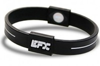 EFX Performance Wristband Black/White