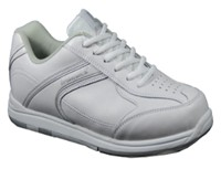 Brunswick Youth Flyer White Bowling Shoes