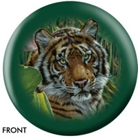 OnTheBallBowling Nature Tiger