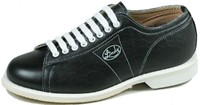 Linds Mens Classic Black Right Hand Bowling Shoes