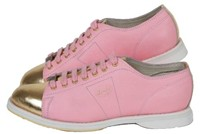 Linds Womens Classic SE Pink/Gold Right Hand