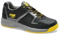 Storm Mens Lightning Black/Grey/Yellow Right Hand Bowling Shoes