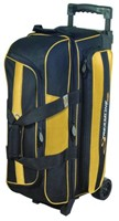 Storm Streamline 3 Ball Roller Black/Gold Bowling Bags