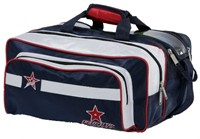 Roto Grip 2 Ball Tote Plus Red/Blue