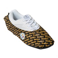 KR NFL Pittsburgh Steelers Shoe Covers