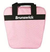 Brunswick Keystone Single Tote Pink Bowling Bags