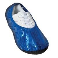 Brunswick Dura Flexx Shoe Cover Metallic Blue