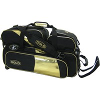 Elite Gold Triple Tote/Roller Plus