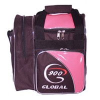 900Global Fresh 1 Ball Tote Pink