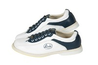 Linds Mens CPS Blue/White Right Hand Wide Width