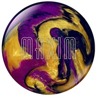 Ebonite Maxim Black/Purple/Gold