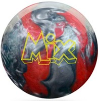 Storm Mix Red/Silver