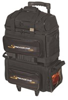 Storm Streamline 4 Ball Roller Black Bowling Bags