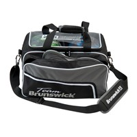 Brunswick Team Brunswick Double Tote Plus Black