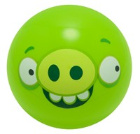 Ebonite Angry Birds Ball Green Minion Pig