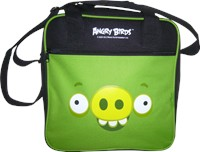 Ebonite Angry Birds Single Tote Green Minion Pig