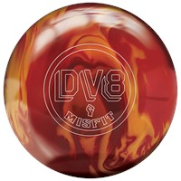 DV8 Misfit Red/Orange Solid