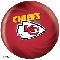 KR Kansas City Chiefs NFL Ball