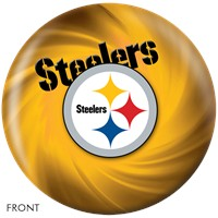 KR Pittsburgh Steelers NFL Ball Bowling Balls