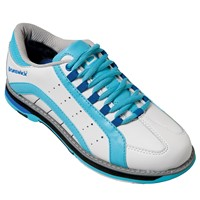 Brunswick Womens Raven White/Light Blue/Royal