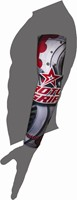 Roto Grip Mens Compression Sleeve Metal Gear