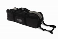 Storm 3 Ball Tournament Roller/Tote Black