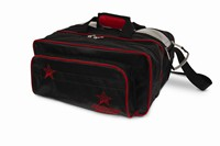 Roto Grip 2 Ball Tote Plus Black/Red