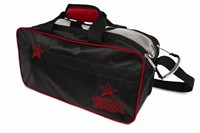 Roto Grip 2 Ball Tote Black/Red Bowling Bags