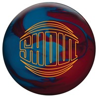 Roto Grip Shout Red/Blue Solid