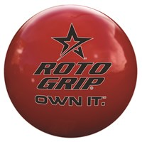 Roto Grip Own It Clear Polyester