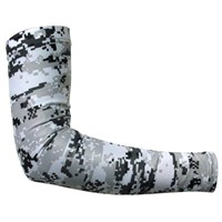 Badger Compression Sleeve Digi-Cam Black/White