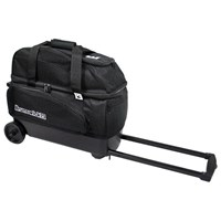 Brunswick Speed Double Roller Black Bowling Bags