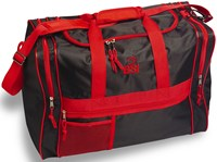 BSI Pro Double Tote Black/Red