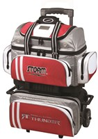 Storm Rolling Thunder 4 Ball Roller Red/Grey/White Bowling Bags
