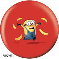 OnTheBallBowling Despicable Me Minions & Bananas