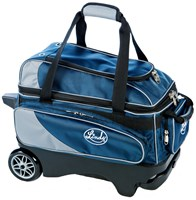 Linds Deluxe 2 Ball Roller Navy/Cool Grey